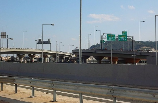 Toll price hikes in Attiki Motorway in Athens withdrawn