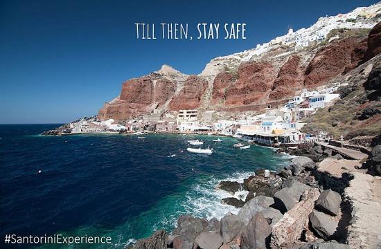 Greece's Santorini Experience wins gold at 2020 Tourism Awards