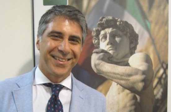 Alitalia appoints new General Manager for Greece