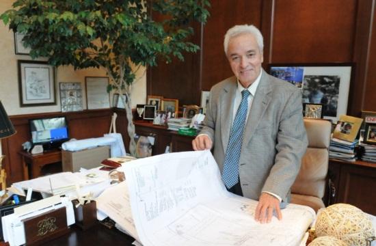 Greek businessman Angeliades talks about investing in Rhodes