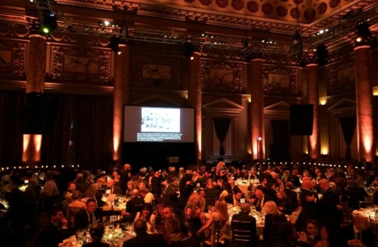 American School of Classical Studies in Athens hosts Annual Gala in New York