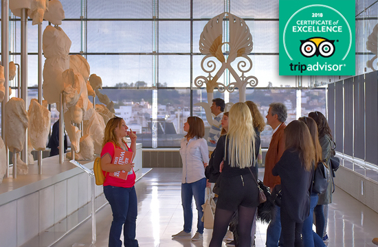 Athens Walking Tours in TripAdvisor Hall of Fame