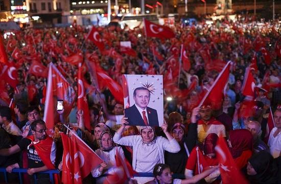 "Media: Turkish military begin new hunt for ""crypto-Gülenists"""