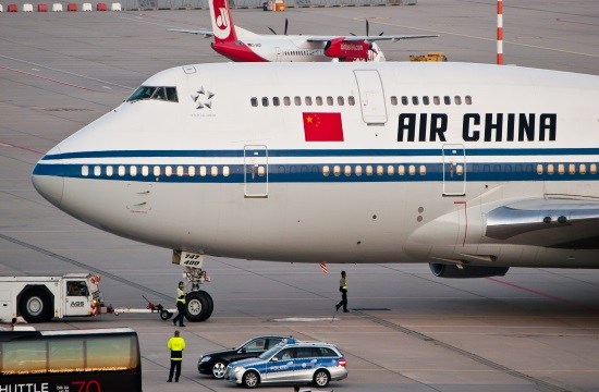 Air China to launch direct Beijing-Athens flights in September