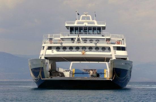 Greek civil servants declare 24h strike on May 30 - no ferries on May 1st