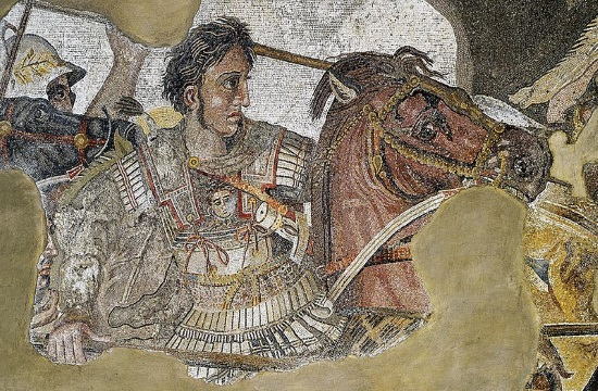 The palace where Alexander the Great was born opens to the public in Greece