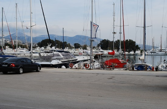 Greek construction firm signs concession agreement for Alimos marina