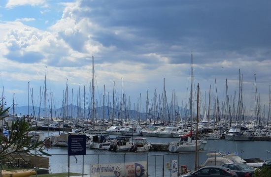 Yachting and Maritime Tourism festival at Alimos marina this week