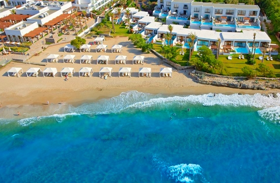 Grecotel chain to gradually reopen hotels in Greece as of July 1