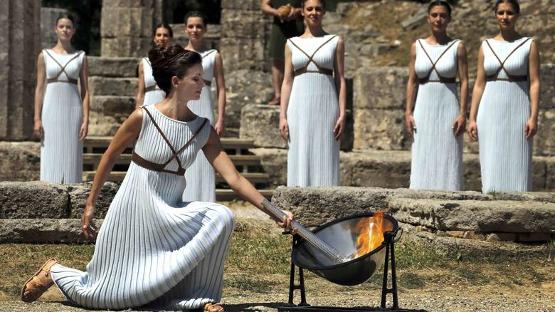 Hellenic American Leadership Council: Olympics to be held permanently in Greece
