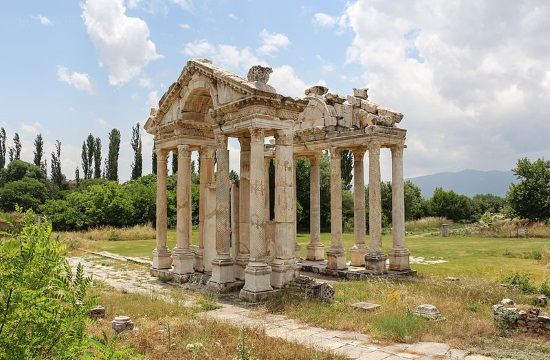 Ancient Greek site of Aphrodisias in UNESCO World Heritage List