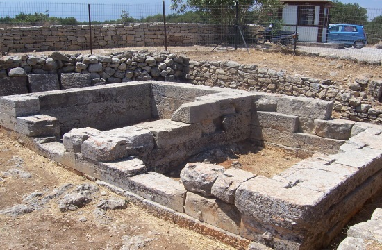 Ancient city of Aptera in Crete to be revealed at special event in Athens