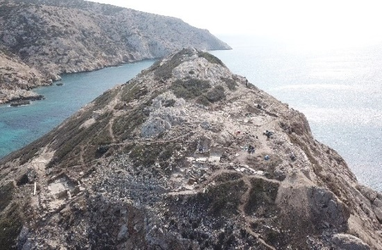 Architectural wonders by Early Cycladic society unearthed on Greek island of Keros