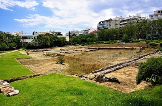 NY professor finds philosophy in ancient Garden of Aristotle in Athens