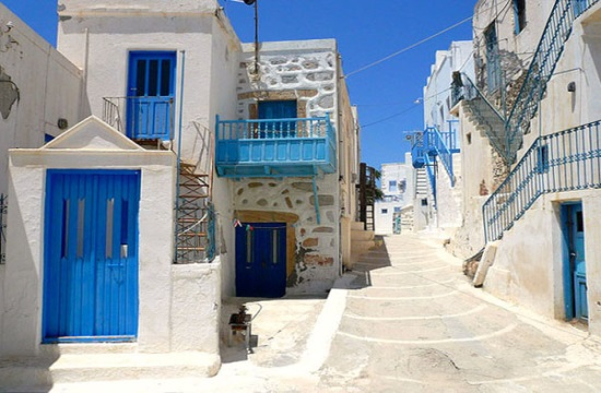 Greece dominates list of islands with best hotels in Europe
