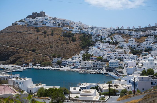 Volkswagen bringing electric cars to small Greek island of Astypalea