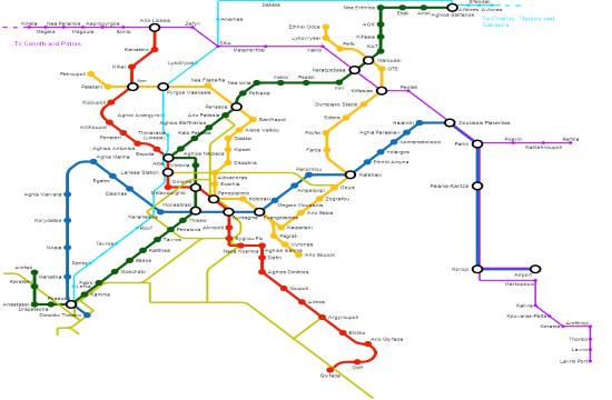 International consortium lowest bidder for Athens Metro Line 4 project