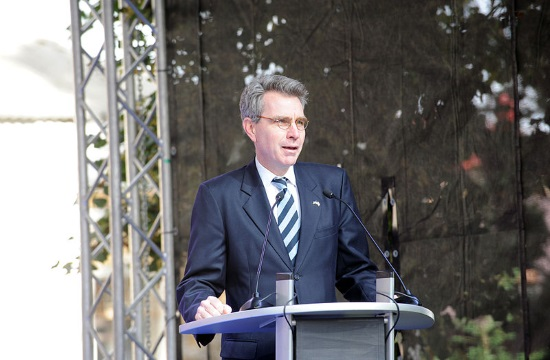 Ambassador Pyatt: US committed to active cooperation with Greece
