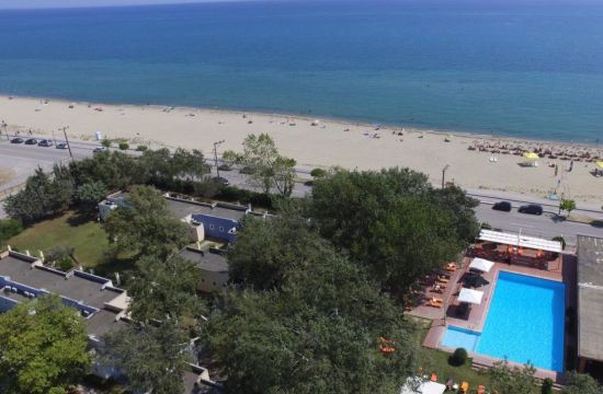 Beach property lease from Metropolis of Kitrοus, Katerini and Platamonas