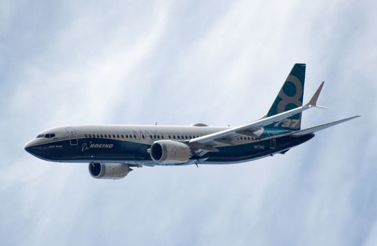 Civil Aviation Authority: No Greek carrier has Boeing 737 Max airplanes