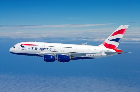 British Airways breaks fastest subsonic New York-London flight record