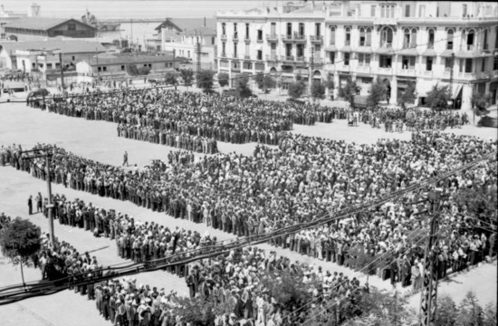 Thessaloniki honours memory of Holocaust victims with silent march