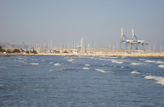 Minister: Larnaca Port and Marina project the largest project ever in Cyprus
