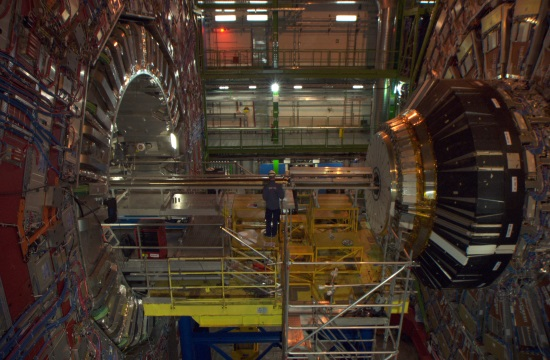 CERN chief: Cooperation with Greece can be developed further