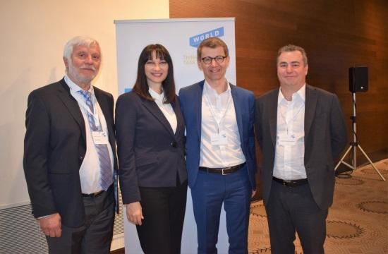 World Tourism Forum Lucerne 2018 in Costa Navarino, Peloponnese
