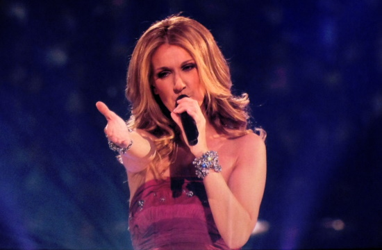 Celine Dion to give a concert at the Olympic Stadium of Athens on July 31