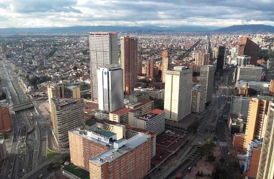 Diaspora: Meet the Greek community of Bogota in Colombia (video)