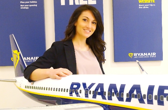 New Ryanair's East Mediterranean Sales-Marketing Manage
