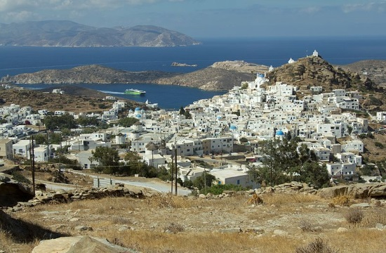 Greek island of Ios in 100 most stunning islands on the planet