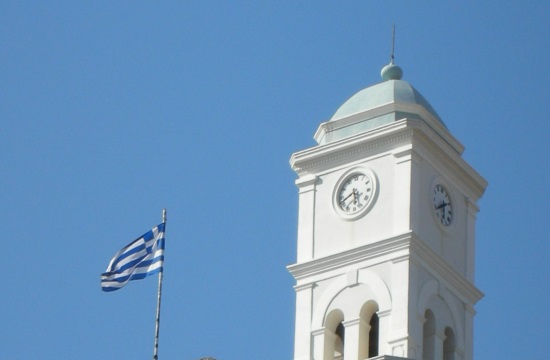 Daylight Savings Time changes next Sunday March 31st, 2019 in Greece