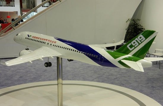 Orders for China's C919 jumbo passenger jet reach 600