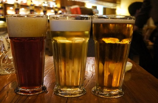 Greeks and Germans bond over beer making training program