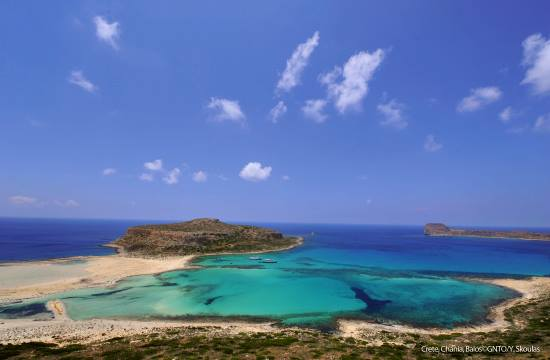 Report: The 10 best beaches on Crete island in Greece