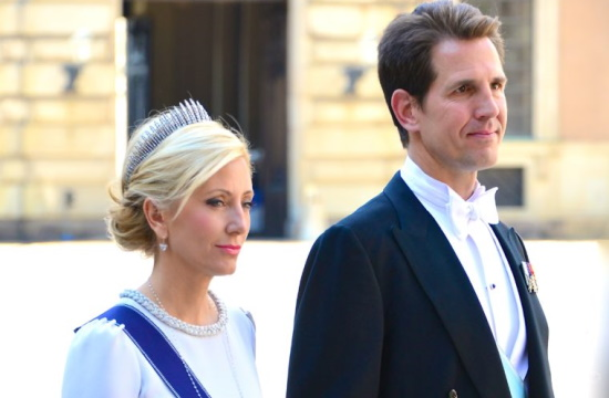 New York Times features Crown Princess Marie-Chantal of Greece
