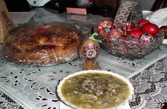Culinary Tourism: Traditional Greek recipes of Easter holiday season