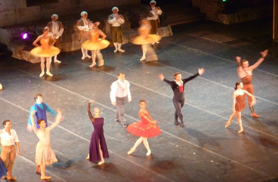 Cultural Tourism: Russian Ballet Stars in Athens between April 20-22