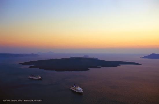 New evidence on tsunamis after huge Santorini volcanic eruption