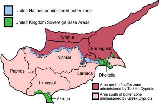 """No"" vote in Turkish referendum prevailed in the occupied part of Cyprus"