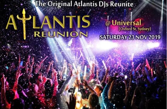 DJs reunite to breathe life into '90s Greek clubbing phenomenon Atlantis
