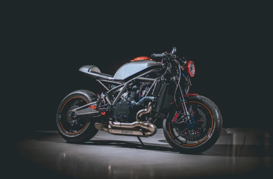 DCR 017: First Greek motorcycle launched in global market