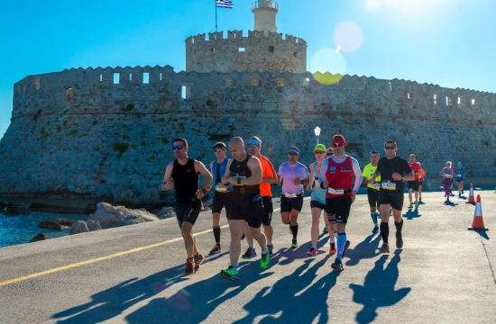 6th International Marathon of Rhodes to take place on April 14