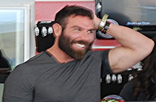 """King of Instagram"" Dan Bilzerian sails into Greece with hot entourage (video)"