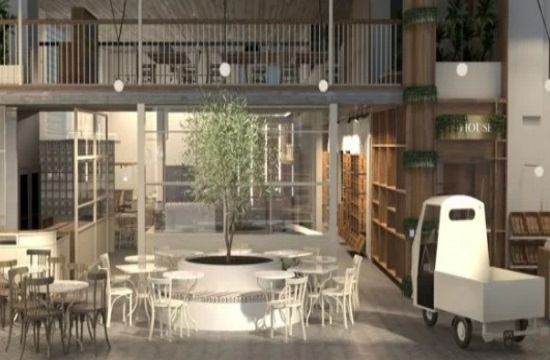 Dedicated 'Foodie Hotel' to open in Athens in Spring 2019