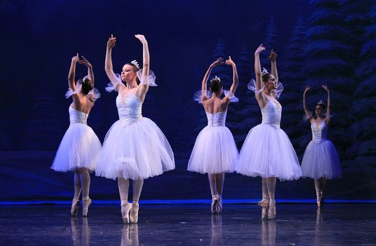 Tchaikovskys Christmas Classic The Nutcracker In Athens