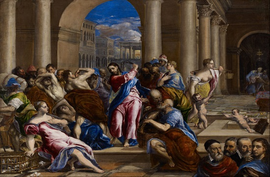 El Greco in Paris: First major retrospective exhibition at the Grand Palais