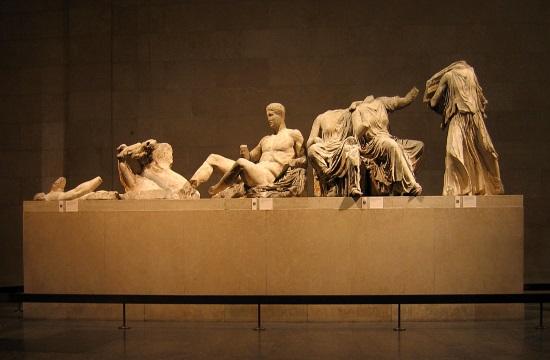 """Greek President urges Britain to return """"stolen Parthenon sculptures"""""""